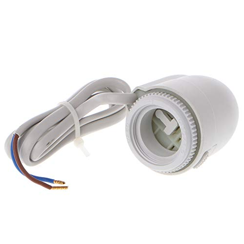 PoityA 230V 2W Normally Open Close Thermal Electric Actuator for Underfloor Heating Manifold ()