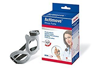 BSN Medical/Jobst 7623800 Actimove Rhizo Forte Wrist/Hand Brace, Right, Small, 1-3/4'', 2-1/8''