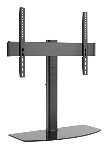 UpCo TV Pedestal Stand for LED, OLED, LCD and Plasma Screens 32' to 65'. TV...