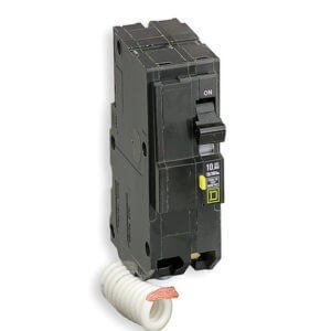 2P GFCI Bolt On Circuit Breaker 60A 120/240VAC ()
