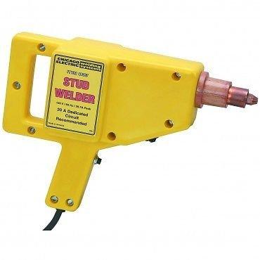 BRAND NEW AUTO BODY STUD WELDER GUN AND SLIDE HAMMER DENT REPAIR KIT by A brand-new (Image #2)