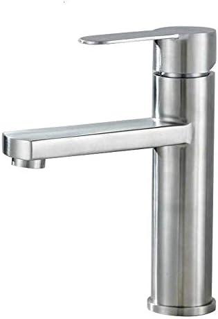 YASE-king 耐久性に優れた蛇口浴室の蛇口ステンレス鋼調節可能な洗面台の蛇口を使用し毎日、