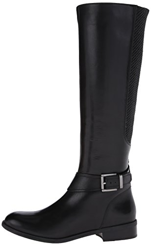 889304596620 - Clarks Women's Pita Dakota Western Boot, Black Leather, 9 M US carousel main 4