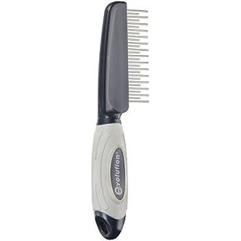 Evolution Shedding Comb with Rotating Teeth