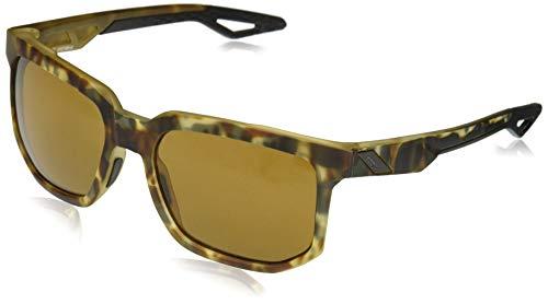 100% Unisex-Adult Speedlab (61027-089-49) Centric-Soft Tact Havana-Bronze PEAKPOLAR Lens, Free -