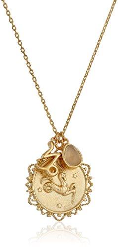 Tai Zodiac Capricorn Pendant Necklace, (Tai Necklaces)