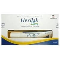 Menarini Hexilak Ultra Advanced Scar Formula, 15g (1234)