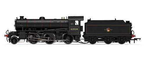 Hornby 00 Gauge BR Late Class K1 Steam Locomotive by for sale  Delivered anywhere in USA