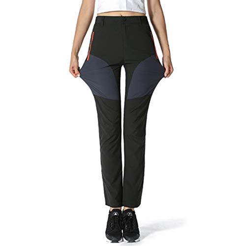 Décontracté Pantalon Randonnée De Pour Dazisen Femme Plein Vert Air Imperméable Et pour Femmes Confort Hommes 4Ixwdq