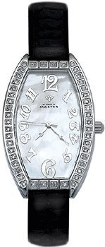 Aqua Master Ladies' Oval Diamond Watch, 0.80 ctw by Aqua Master