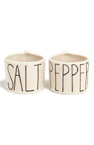 (Salt and Pepper Cellars)