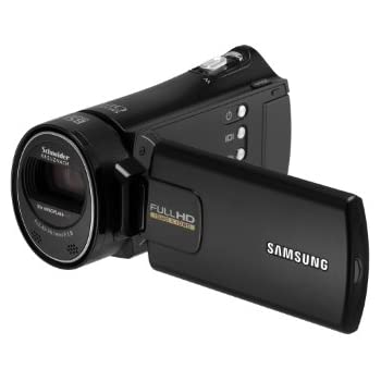 Samsung HMX-H300 Full HD Camcorder with 30x Zoom (Black) (Discontinued by Manufacturer)