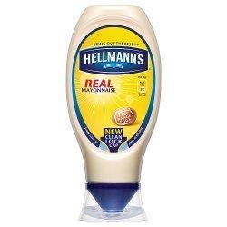 Hellmanns Real Mayonnaise (430ml x 1) by Hellmans