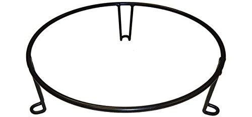 Erva BA5SLW Bird Bath - Ground Level - Black Wire Ring Only
