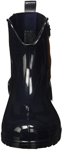 Tommy 403 Multicolour Women's UK Boots Midnight 4 2z2 Hilfiger Black O1285xley Slouch zzwpqPTrZ