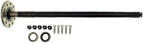 Rear Axle Shaft - 4