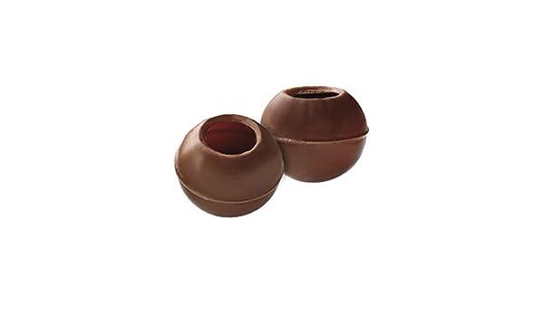 Callebaut Milk Truffle Shells - Conchas / Bolas Huecas Trufas de Chocolate con Leche (126 piezas) 340g: Amazon.es: Alimentación y bebidas