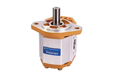 Hydraulic Pump CBQ Series Gear Pump CBQ-G540 High Pressure:25Mpa~28Mpa 40mL/r Aluminium Oil Pump (CBQ-G540-AFHL)