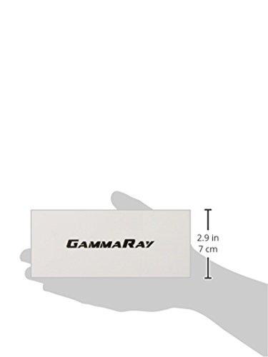 GAMMA RAY 003 Anti UV Glare Harmful Blue Light Computer Glasses Readers  0.00x