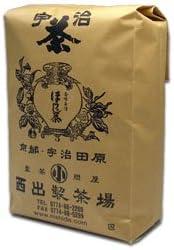宇治茶専門店の宇治ほうじ茶 500g袋入(ご家庭用)宇治茶の原料にこだわり、香ばしく焙じあげました!優しい飲みやすさのごくごく飲めるお茶です。