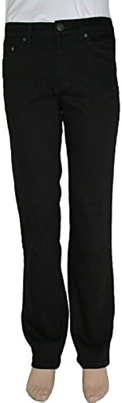 Jeans Ranger Black/Black Paddock męskie - wąski 38W / 32L: Odzież