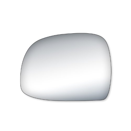 Fit System 99054 Driver/Passenger Side Replacement Mirror Glass