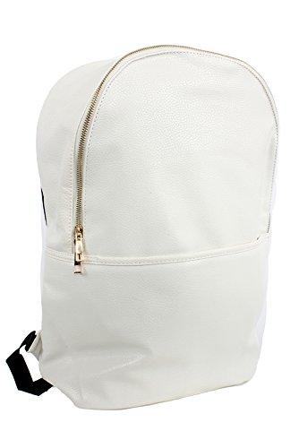 Streetwear Special - Bolso al hombro para hombre blanco