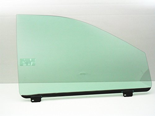 (1996-2000 Plymouth Voyager/Grand Voyager Mini Van Passenger Right Front Door Glass DD8910GTY)