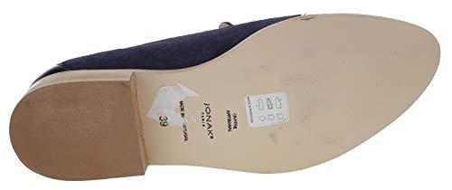 Polido JONAK 2252546 Marine Wildleder Slipper Marine Velour Sggqwx1