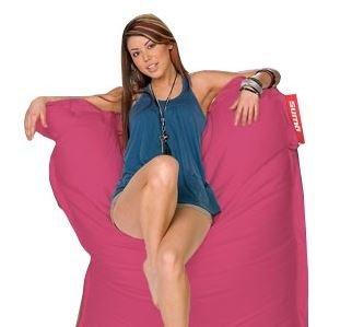 Sumo Lounge Omni Large Bean Bag Chair Hot Pink