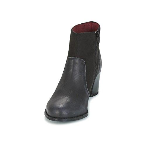 Negro Negro Negro Desigual Cris Studs MainApps VALKIRIA Shoes WXwfqO