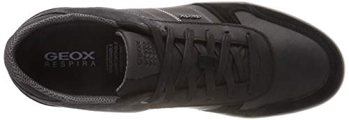 Box C9270 Black Geox Homme Basses Gris Anthracite C U Sneakers B5F5qn6wg