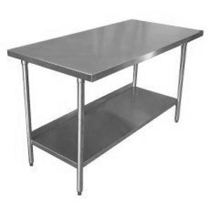 Amazoncom WORK TABLE FOOD PREP WORKTABLE RESTAURANT SUPPLY - Restaurant supply prep table