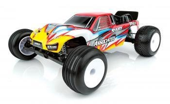 Team Associated 7058C RC10T4.3 Ready-To-Run LiPo-Combo