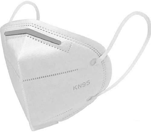 OPTIMA N95 Re-usable, Non-woven with Melt Blown Layer Anti Pollution Mask (White) – Pack of 2 Price & Reviews