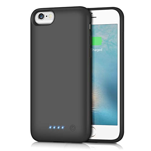 Gixvdcu Battery Case for iPhone 6S / 6