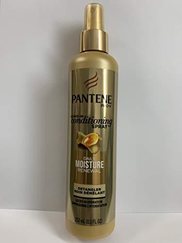 Pantene Pro-V Moisture Mist Detangler 8.5 fl oz (Pack of 3)