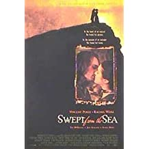 SWEPT FROM THE SEA Original Movie Poster 27x40 - DS