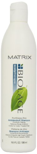 Matrice Biolage Scalptherapie Shampooing antipelliculaire, 16,9 onces