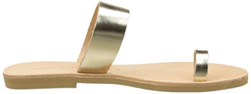 THELUTO Aurore - Sandalias de dedo Mujer Or (Or)