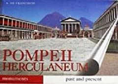 """This hardback spiral """"Guide with Reconstructions Pompeii"""" is preowned and is in like new condition. It is 1996. The cover has shelf wear. I do not see markings in the book but I did not look at each page."""
