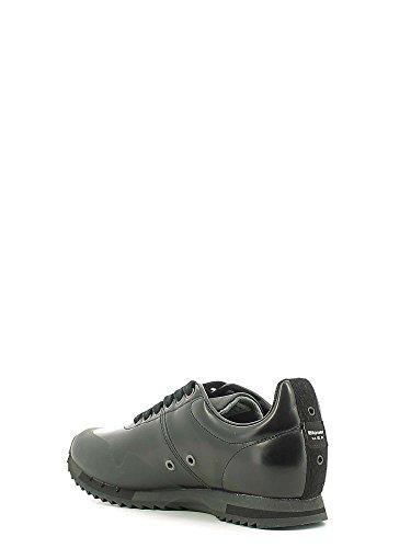 Blauer shoes 6FNEWRUN/ABR Turnschuhe Man Schwarz