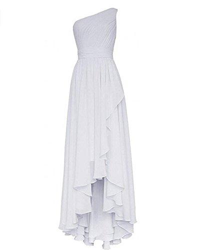 KA Beauty - Vestido - para mujer blanco