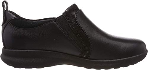 Clarks Damen Un Adorn Zip Slipper