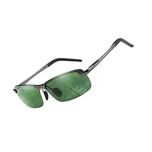 MOORAY Polarized Sunglasses for Men UV Protection Mens Sport Sunglasses for Driving ()
