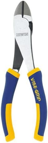 Vise-Grip Diagonal Cutting Pliers 6-Inch - New 2078306