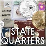 2004-P&D Michigan BU State Quarters