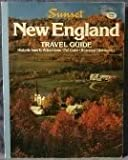 New England Travel Guide, Sunset Publishing Staff, 0376065079