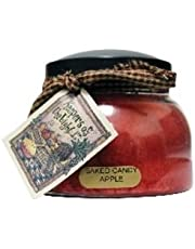 A Cheerful Giver Baked Candy Apple 22oz Mama Jar Candle