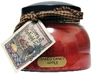 product image for A Cheerful Giver Baked Candy Apple Mama Jar Candle, 22 oz